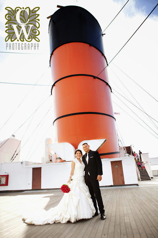 wedding photography queen mary long beach