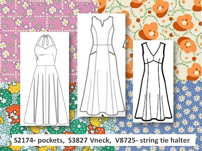 Dress on It Is Easy To Sew A Retro Style Sun Dress Vintage Styles Are Sometimes