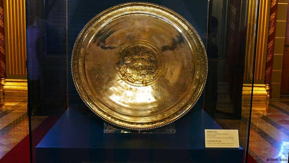 Hungary gets lost Roman treasure back