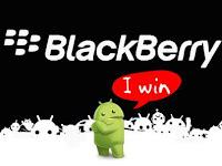Mana Yang Lebih Unggul Antara Android-OS Atau Blackberry-OS ?