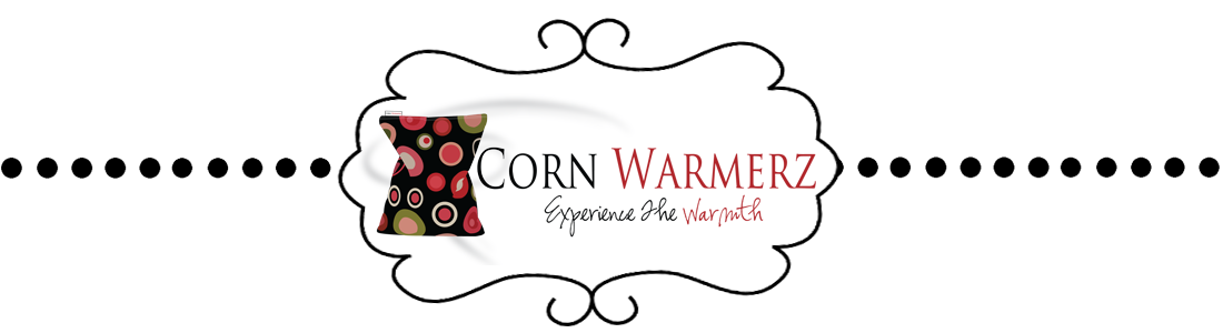 Corn Warmerz All Natural, Eco-friendly, Microwaveable Heating Pads
