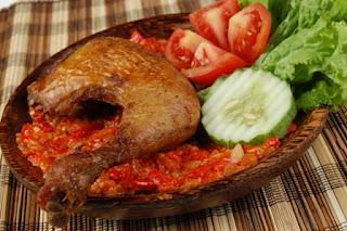 Resep Ayam Goreng Penyet Nikmat