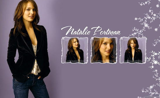 Natalie Portman American Model and Actress Wallpaper-1600x1200-01