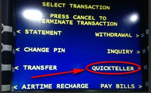 NAIRABET ATM SELECT QUICKTELLER