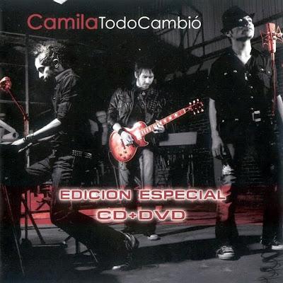 Camila - Todo Cambio (Edicion Especial 2007)-[Mp3-320Kbps]+[Covers]