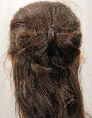 L'Oréal Paris India HAIR ART by 6 Oil Nourish hair bow hair styles, simple hair styles, girly hair styles, hair styles for college girls