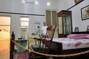 Kamar Tidur Ahmad Yani - Museum Sasmita Loka Ahmad yani