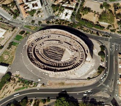 Колизей — загадки истории