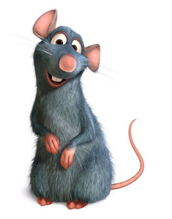 Ratatouille, filme, desenho