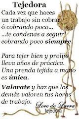 Tejedora