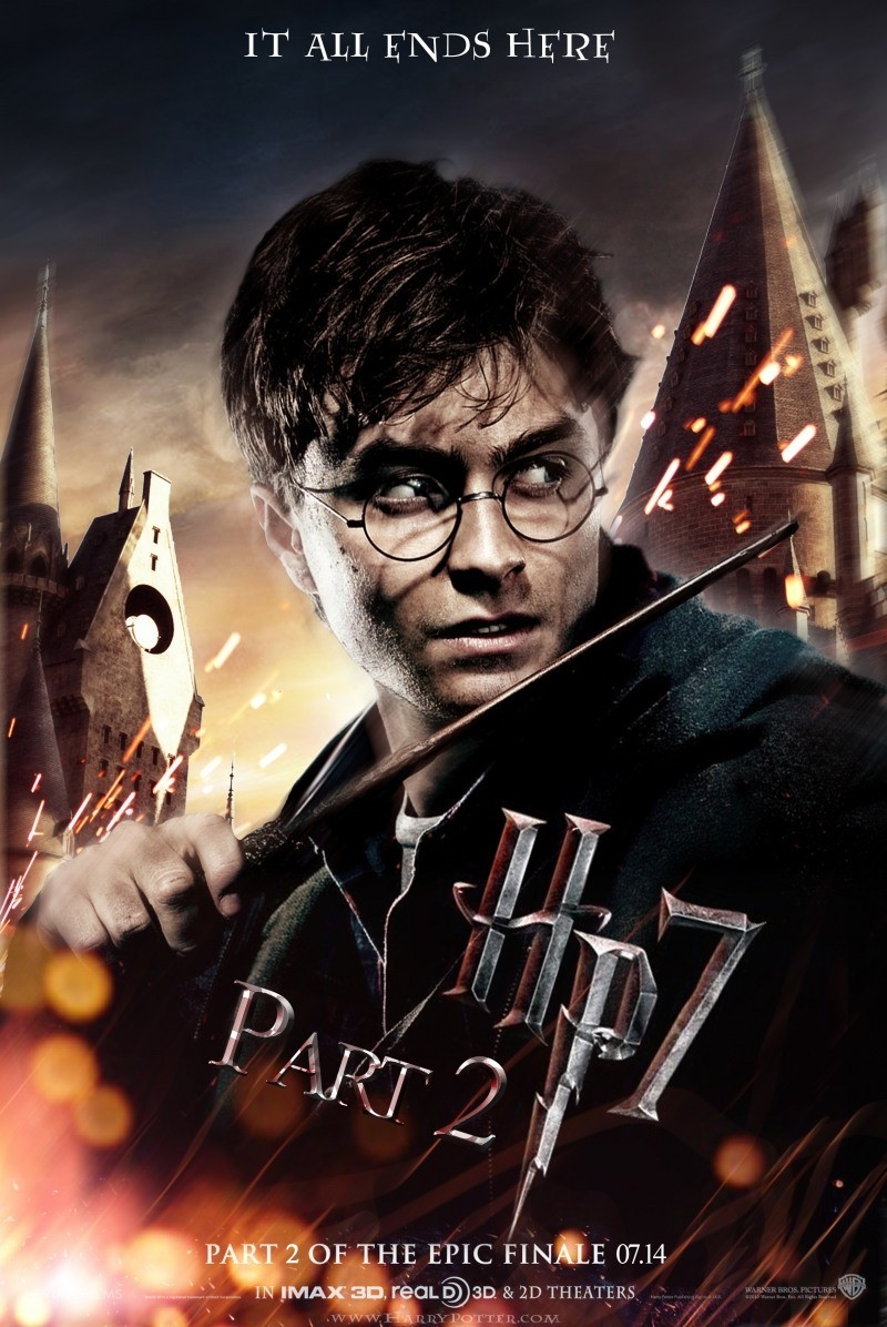 Teaser Harry Potter and the Deathly Hallow part 2 Harrypotterandthedeathlyhallowspart22011