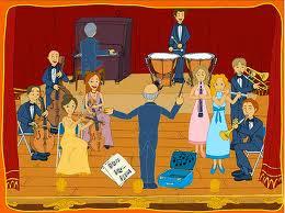 Encuentra los instrumentos de la Orquesta