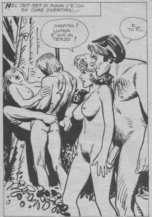 fumetto porno molto porno