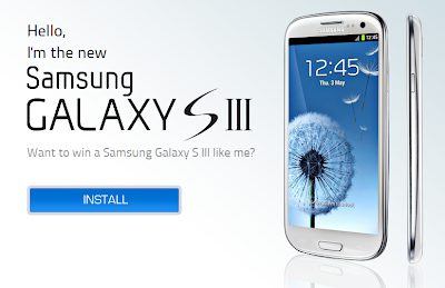 Have a chance to Win a Samsung Galaxy SIII from Globe!