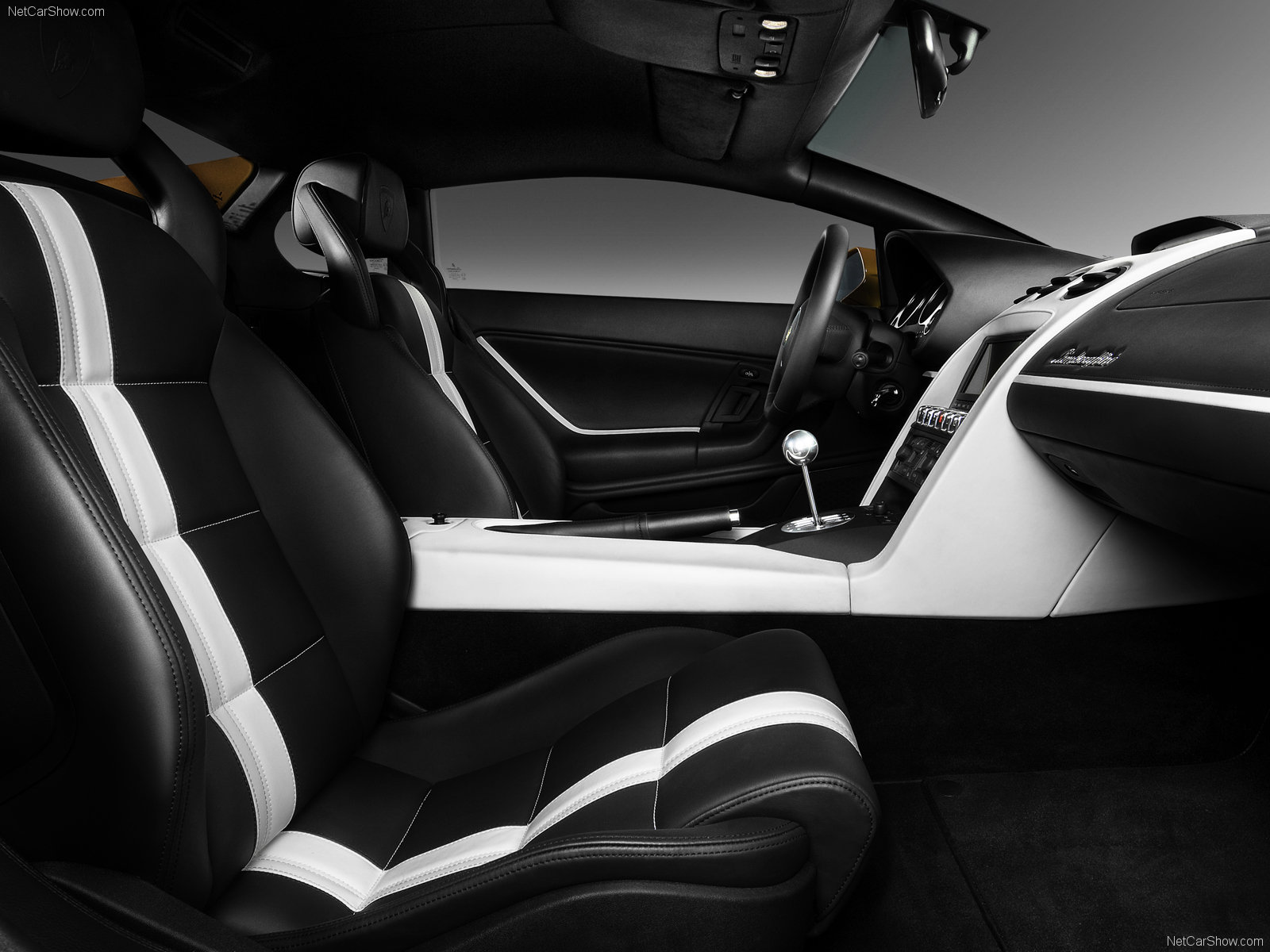 Hình ảnh siêu xe Lamborghini Gallardo LP550-2 2010 & nội ngoại thất