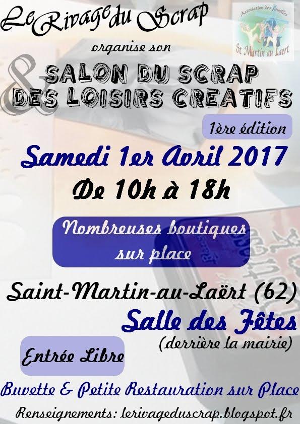 Salon Scrap Saint-Martin-au-Laërt