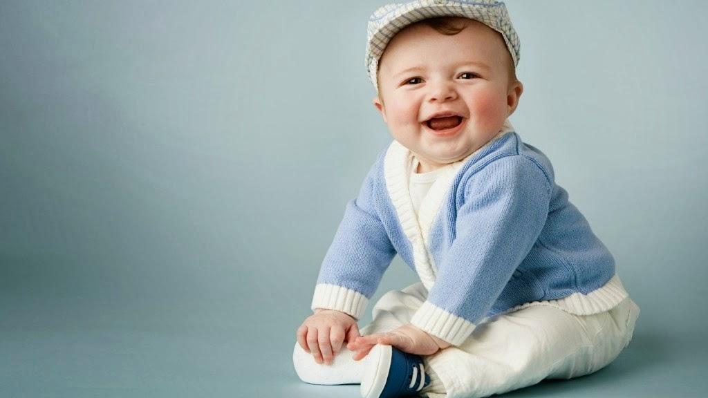 foto bayi laki-laki keren