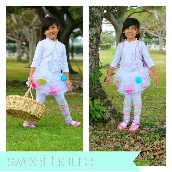 http://sweethaute.blogspot.com/2015/03/pom-pom-diy-tutu-skirt-no-sew.html