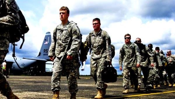 40 militares de EE.UU. entrenan a mercenarios sirios en Turquía