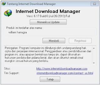 idm terbaru 6.17 build 6