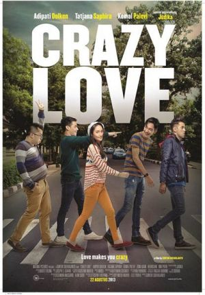 Crazy Love 2013 | DVDRip – 400 MB (IDWS)