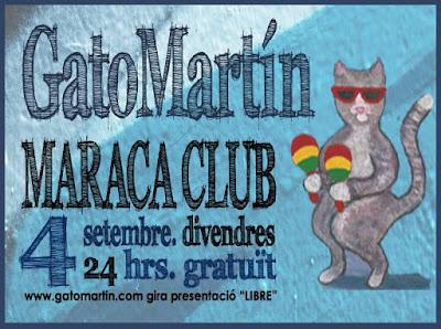 Gato Martín Maraca Club