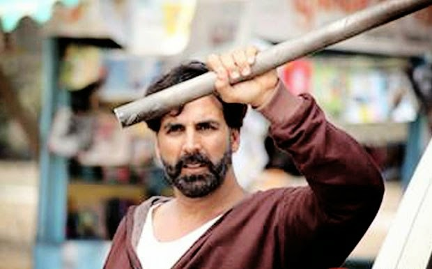 Akshay Kumar Upcoming Film 'Main Gabbar' Is Now 'Gabbar Is Back