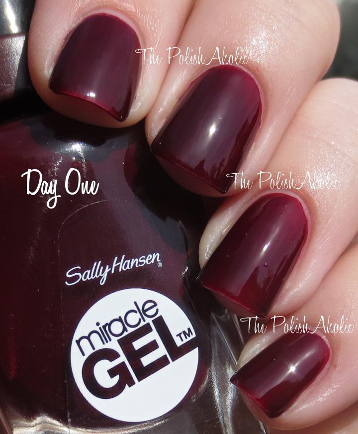Sally hansen no light gel nails – Great photo blog about manicure 2017
