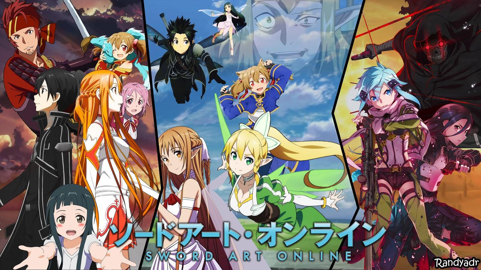 ... - As Sword Art Online Season 2 Awaits Release Date Videos Explore