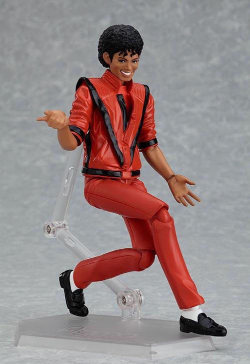 Figma Michael Jackson Thriller ver.
