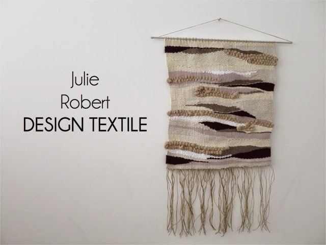 Julie Robert Creation Textile France