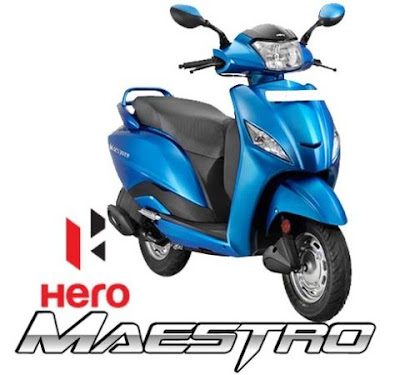 Hero Maestro Scooter