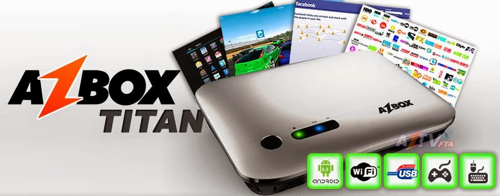 Recovery Azbox Titan