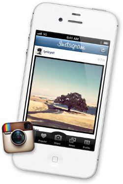 Sindrom Akhir Tahun, iPhone App of the Year: Instagram