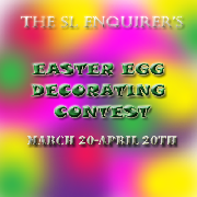 SLE'S Easter Egg Decorating Contest 2014