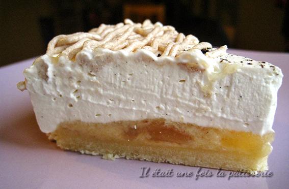 gâteau mont blanc : il était une fois la pâtisserie