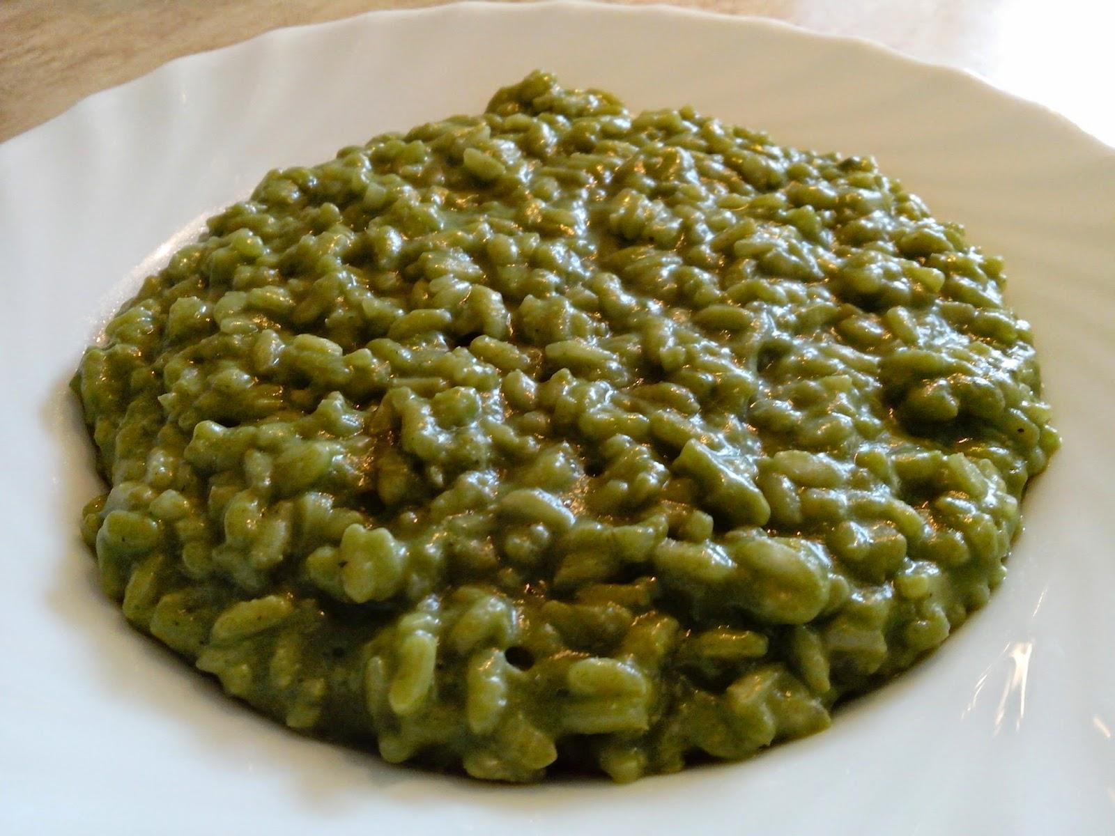 cucina con bio: risotto alle ortiche - Ortiche In Cucina