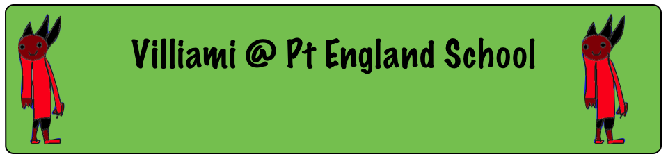 Viliami @ Pt England School