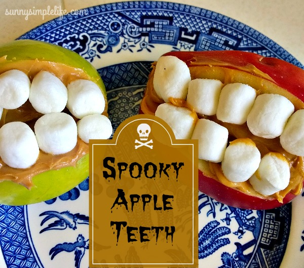 Perfect For Fall And Halloween We Enjoyed This Easy Food Craft Yummy Snack