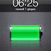 ChargingBackground mostra o seu papel de parede enquanto está carregando a bateria