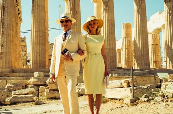 Viggo Mortensen y Kirsten Dunst en 'Las dos caras de enero', de Hossein Amini