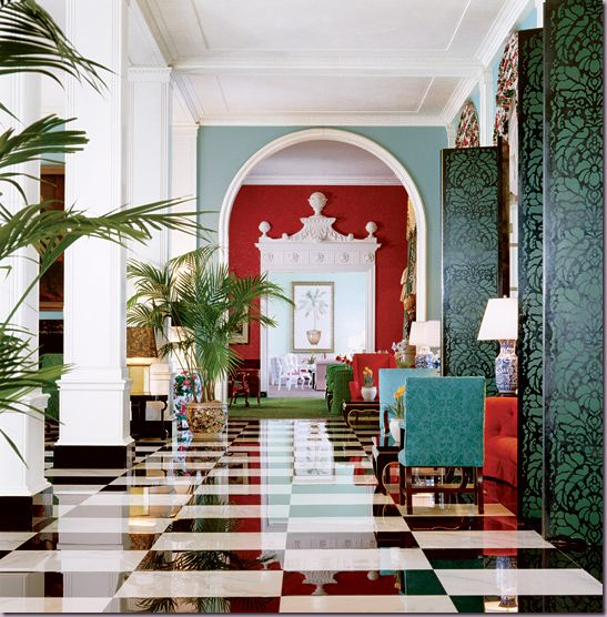 the greenbrier resort southern living