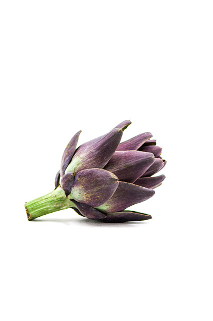 Artichoke Violette side shot