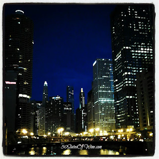 Chicago Architecture - Night