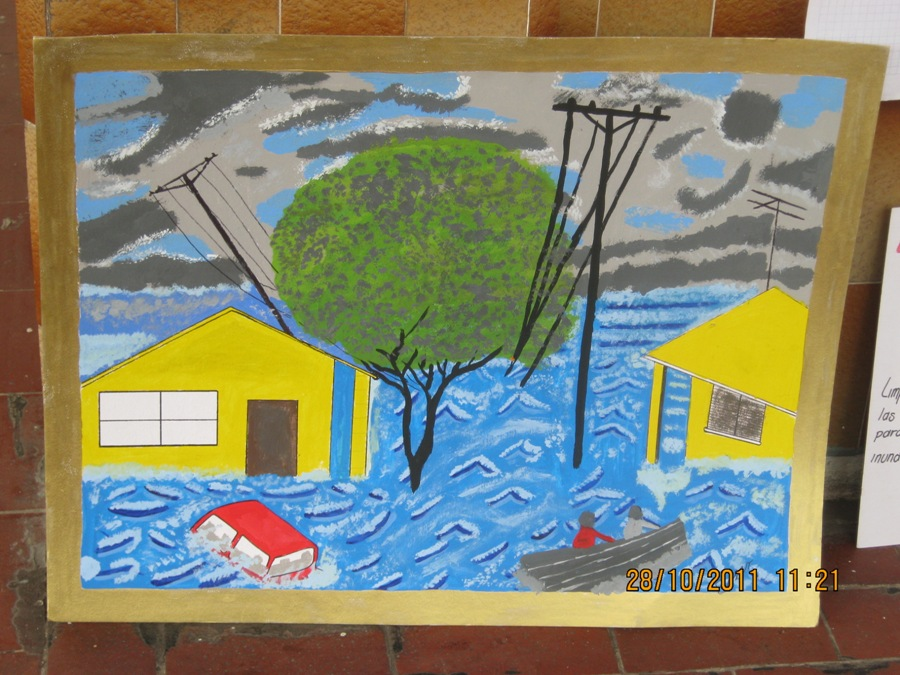 Desastres naturales en dibujos  Imagui