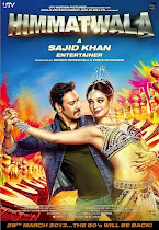 Himmatwala - 2013 Hindi mobile movie poster hindimobilemovie.blogspot.com