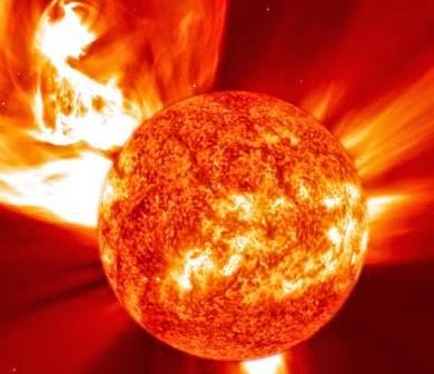 Apa itu Badai Matahari?