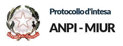 Protocollo d'intesa ANPI - MIUR