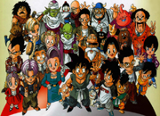 Dragon Ball Z – GT Characters