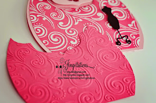 Purse Bag Glamour Fashion Runway birthday Invitations